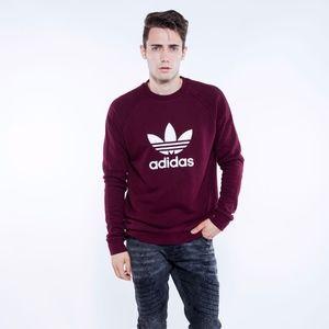NEW adidas Originals Trefoil Crew Neck Sweatshirt